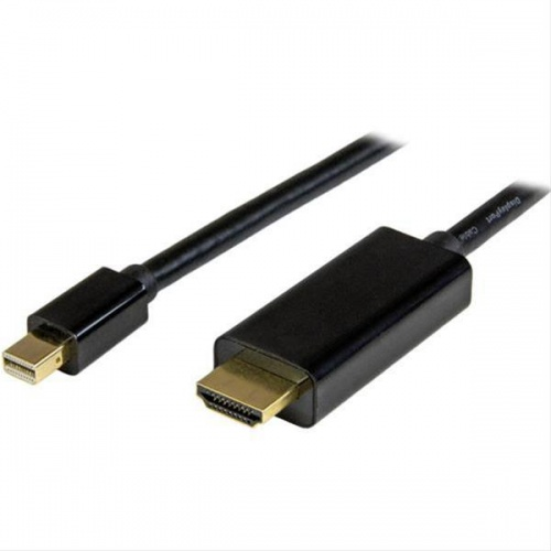 CABLE MINI DISPLAYPORT A HDMI 4K 1M