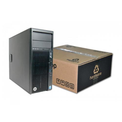 HP WorkStation Z230 Torre Intel Core i7 4770 3.4 GHz. · 16 Gb. DDR3 ECC RAM · 240 Gb. SSD · DVD-RW · Windows 10 Pro · nVidia Qua