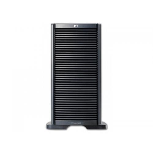 HP ProLiant ML350 G6 Torre 2x Intel Xeon Six Core X5650 2.6 GHz. · 64 Gb. DDR3 ECC RAM · 18 bahías (10 vacías ) · 4x 600 Gb. SA