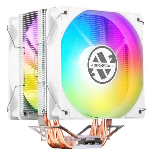 VENTILADOR CPU UNIVERSAL ABKONCORE COOL STORM SPECTRUM DUAL T406W
