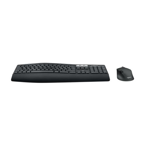 Logitech MK850 Wireless Combo Keyb+Mouse (German)