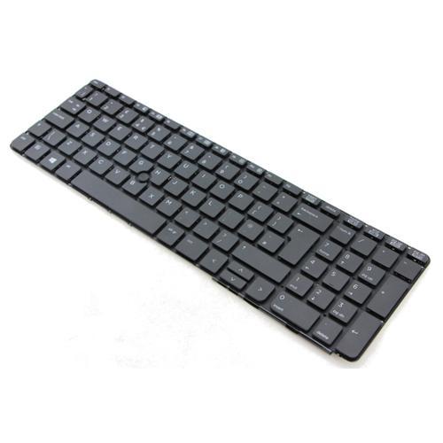 HP 650 G2/G3 Keyboard without P/S (SWE/FI)