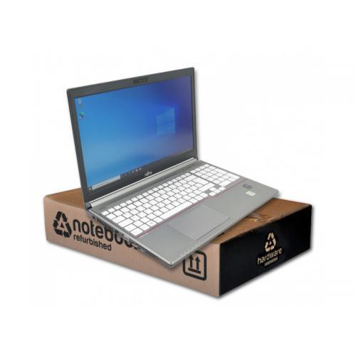 Fujitsu Lifebook E754 Intel Core i3 4100M 2.5 GHz. · 8 Gb. SO-DDR3 RAM · Pequeño punto en pantalla (Ver en ''+ Fotos'').