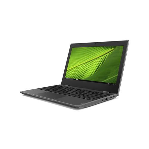 "Lenovo 100e LPDDR4-SDRAM Portátil 29,5 cm (11.6"") 1366 x 768 Pixeles Intel® Celeron® N 4 GB 128 GB SSD Wi-Fi 5 (802.11ac) Window"
