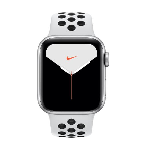 Watch Nike Series 5 OLED 40 mm Plata 4G GPS (satélite)