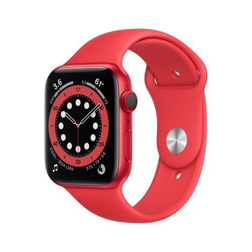 Watch Series 6 OLED 44 mm Rojo 4G GPS (satélite)