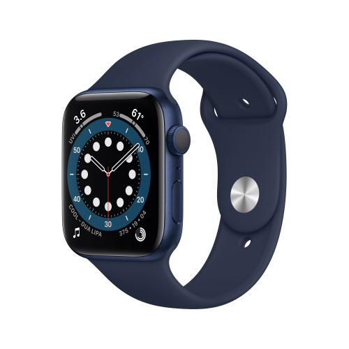 Watch Series 6 OLED 40 mm Azul GPS (satélite)