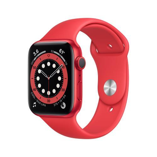 Watch Series 6 OLED 44 mm Rojo GPS (satélite)