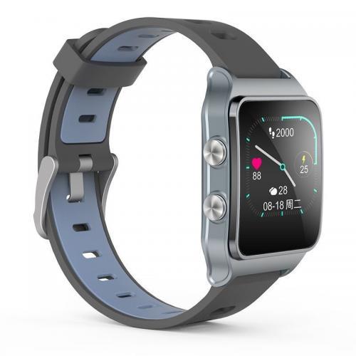 "LESW15G smartwatch 3,3 cm (1.3"") IPS Gris GPS (satélite)"