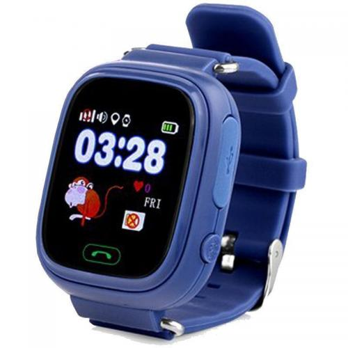 "Kids Way 3,1 cm (1.22"") LCD 2G Azul, Marina GPS (satélite)"
