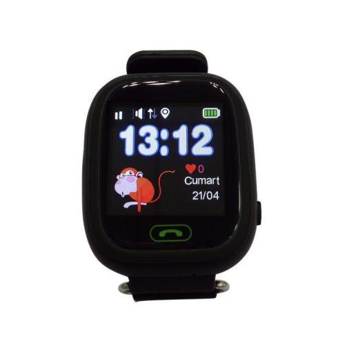 "Kids Way 3,1 cm (1.22"") LCD 2G Negro GPS (satélite)"