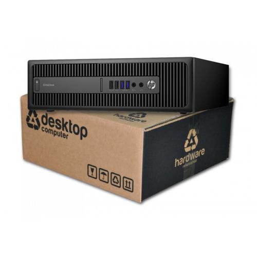 HP ProDesk 600 G2 Intel Core i5 6500 3.2 GHz. · 8 Gb. DDR4 RAM · 1 conector USB no operativo.