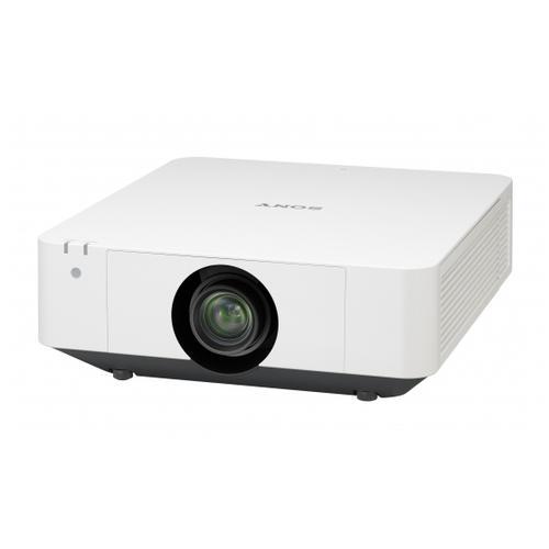 Sony VPL-FH65L videoproyector Large venue projector 6000 lúmenes ANSI 3LCD WUXGA (1920x1200) Negro, Blanco