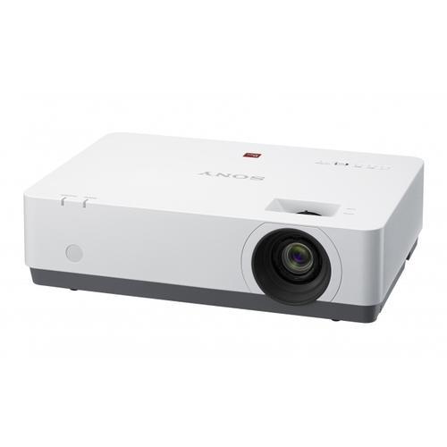 Sony VPL-EW455 videoproyector 3500 lúmenes ANSI 3LCD WXGA (1280x800) Proyector para escritorio Negro, Blanco