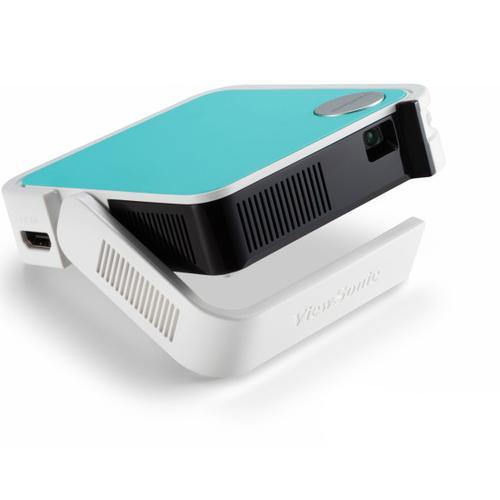 Viewsonic M1 mini videoproyector Proyector portátil 120 lúmenes ANSI LED WVGA (854x480) Blanco