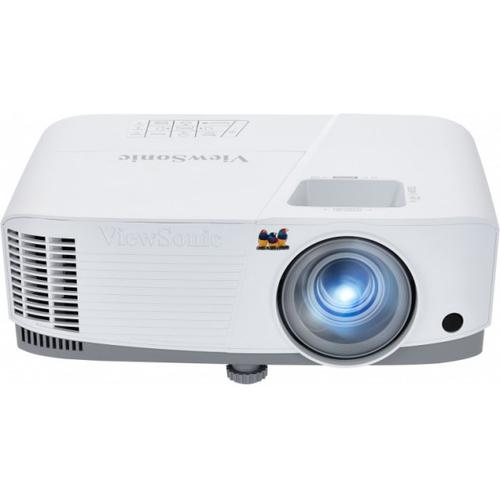 Viewsonic PG707W videoproyector Standard throw projector 4000 lúmenes ANSI DMD WXGA (1280x800) Blanco