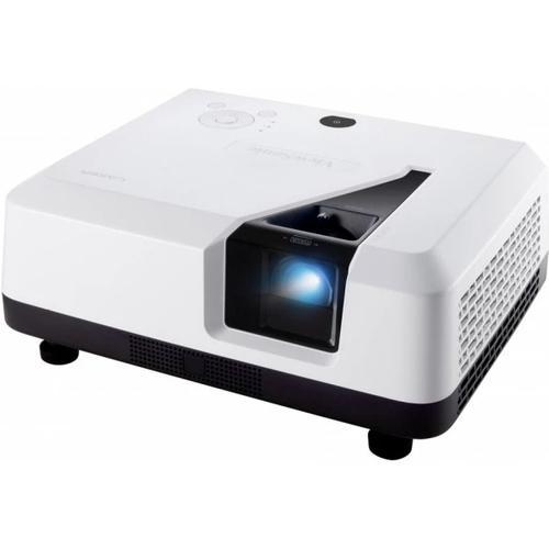 Viewsonic LS700-4K videoproyector Standard throw projector 3300 lúmenes ANSI DMD 2160p (3840x2160) 3D Blanco