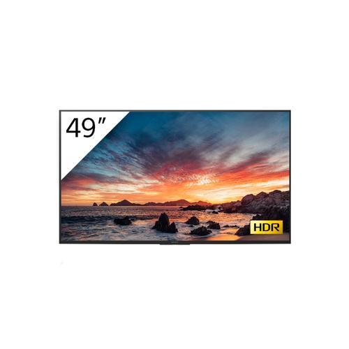 """Sony FWD-49X80H/T pantalla de señalización Pantalla plana para señalización digital 123,2 cm (48.5"""") LED, IPS 4K Ultra HD Negro"""