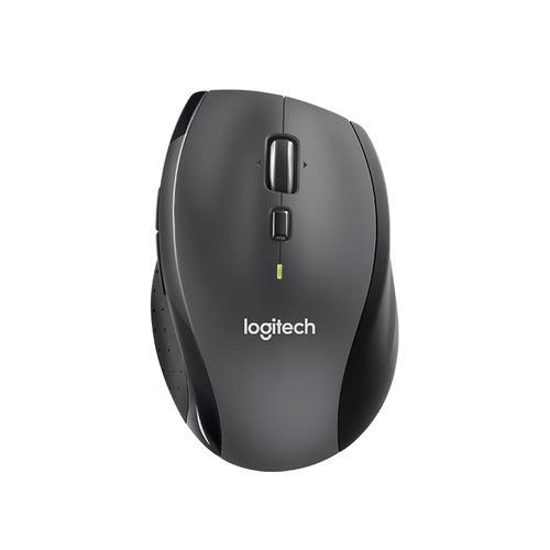 Logitech M705 Wireless Mouse, Grey - Imagen 2