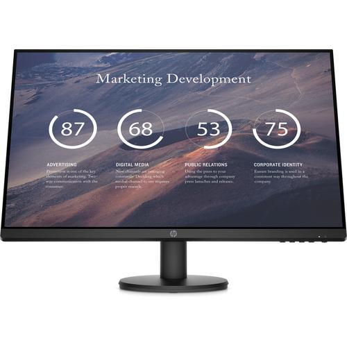 """HP P27v G4 68,6 cm (27"""") 1920 x 1080 Pixeles Full HD LCD Negro"""