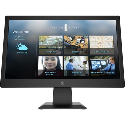 """HP P19b G4 47 cm (18.5"""") 1366 x 768 Pixeles WXGA LED Negro"""