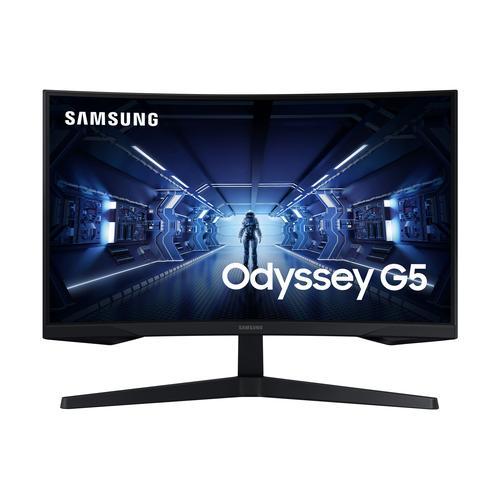 "Samsung C27G55TQWR 68,6 cm (27"") 2560 x 1440 Pixeles Quad HD Negro"