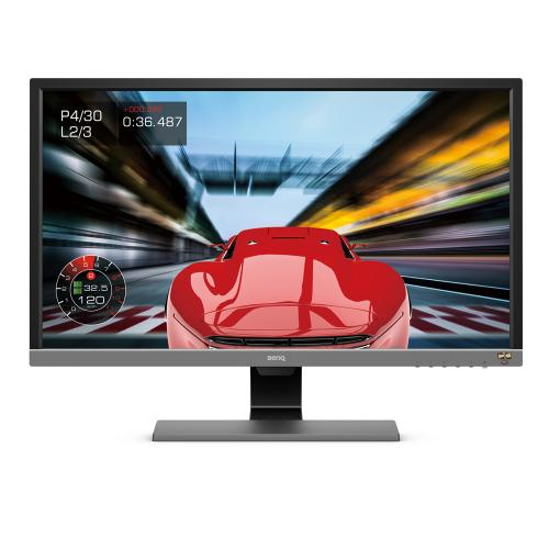 """EL2870U 70,9 cm (27.9"""") 3840 x 2160 Pixeles 4K Ultra HD LED Negro, Gris - Imagen 1"""