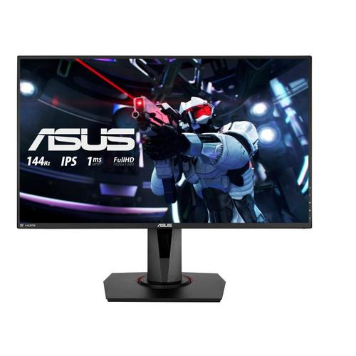 "ASUS VG279Q pantalla para PC 68,6 cm (27"") Full HD LED Plana Mate Negro - Imagen 1"
