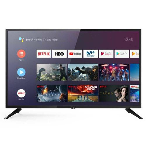 "LE 3290 ATV 81,3 cm (32"") HD Smart TV Wifi Negro - Imagen 1"