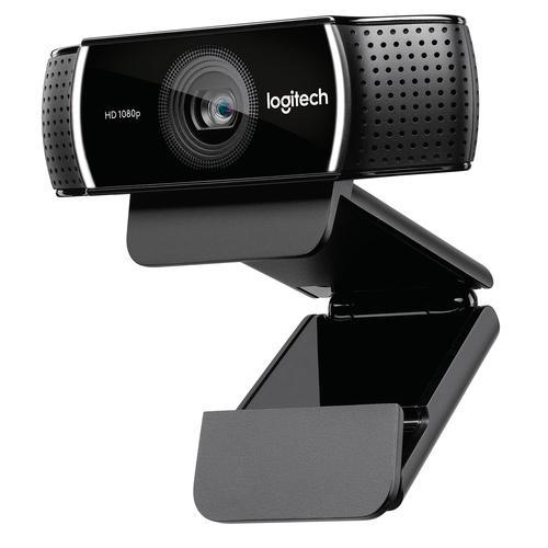 Logitech C922 Pro HD Stream Webcam - Imagen 1