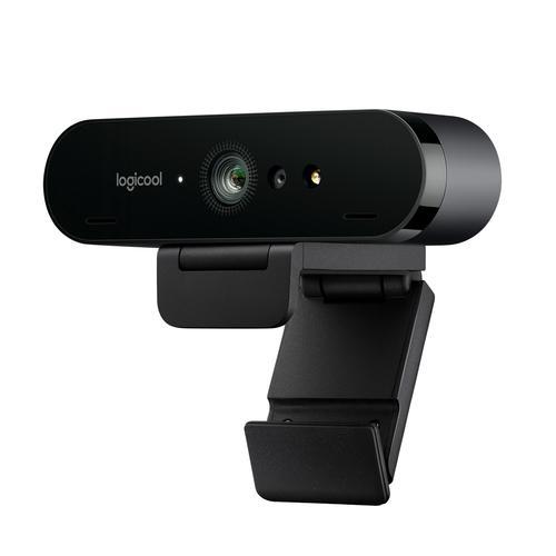 Logitech BRIO 4K Stream Edition Webcam - Imagen 1