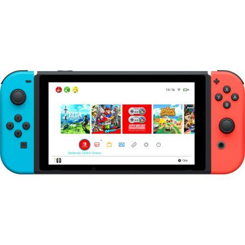 "Switch V2 2019 videoconsola portátil 15,8 cm (6.2"") 32 GB Wifi Negro, Azul, Rojo - Imagen 1"