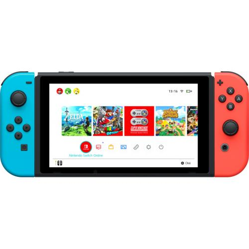 "Switch V2 2019 videoconsola portátil 15,8 cm (6.2"") 32 GB Wifi Negro, Azul, Rojo"