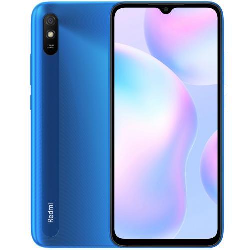 "Redmi 9A 16,6 cm (6.53"") SIM doble 4G MicroUSB 2 GB 32 GB 5000 mAh Azul"