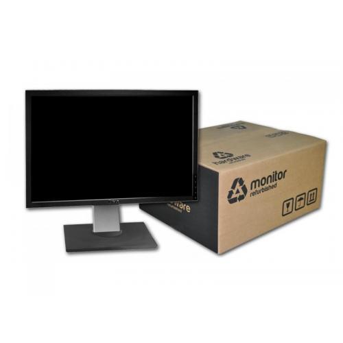 Dell P2210 TFT 22 '' HD 16:10 · Resolución 1680x1050 · Dot pitch 0.282 mm · Respuesta 5 ms · Contraste 1000:1 · Brillo 250 cd/