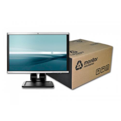 HP LA2205WG TFT 22 '' HD 16:10 · Resolución 1680x1050 · Dot pitch 0.282 mm · Respuesta 5 ms · Contraste 1000:1 · Brillo 250 cd