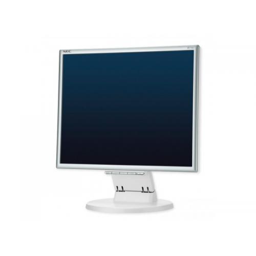 NEC E171M TFT 17 '' HD 4:3 · Resolución 1280x1024 · Respuesta 5 ms · Contraste 1000:1 · Brillo 250 cd/m2 · Ángulo visión 170°v