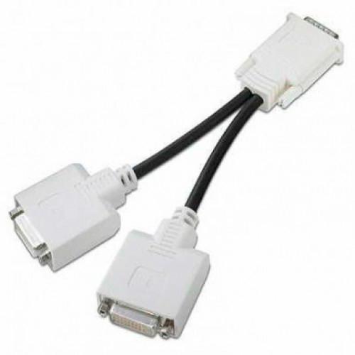Cable DMS-59 a Dual DVICable HP DMS-59 a Dual DVI - Imagen 1