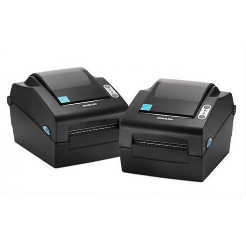 IMPRESORA ETIQUETAS BIXOLON DX420G NEGRA USB/RS232/PARALELO
