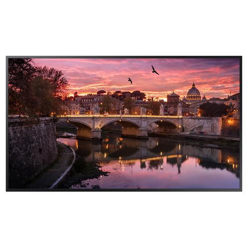 "Samsung QB43R 108 cm (42.5"") LED 4K Ultra HD Pantalla plana para señalización digital Negro - Imagen 1"