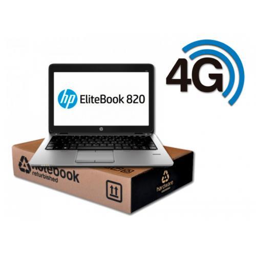 HP Elitebook 820 G2-Batería Nueva Intel Core i5 5300U 2.3 GHz. · 8 Gb. SO-DDR3 RAM · 256 Gb. SSD · Teclado internacional con peg