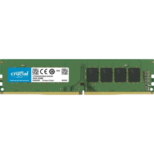 MODULO DDR4 8GB 3200MHX CRUCIAL PC4-25600 1.2V CL22