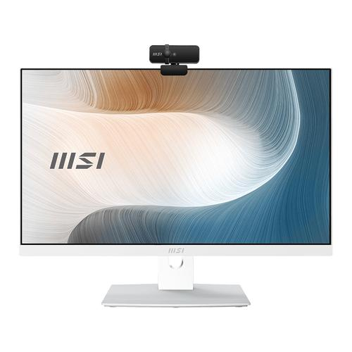 "MSI AM241P 11M-084EU 60,5 cm (23.8"") 1920 x 1080 Pixeles Intel® Core™ i7 de 11ma Generación 8 GB DDR4-SDRAM 1256 GB HDD+SSD PC t"