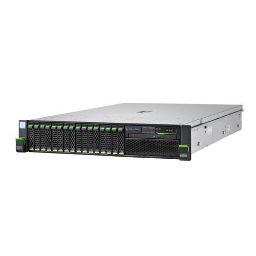 Fujitsu PRIMERGY RX2520 M5 servidor 2,1 GHz 16 GB Bastidor (2U) Intel® Xeon® Silver 800 W DDR4-SDRAM