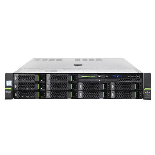 Fujitsu PRIMERGY RX2540 M5 servidor 12 TB 2,1 GHz 16 GB Bastidor (2U) Intel® Xeon® Silver 800 W DDR4-SDRAM