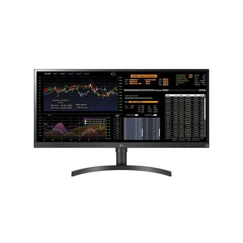 "LG 34CN650W-AC pcs todo-en-uno 86,4 cm (34"") 2560 x 1080 Pixeles Intel® Celeron® 8 GB DDR4-SDRAM 128 GB SSD All-in-One thin clie"