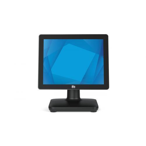 """E932274 sistema POS 38,1 cm (15"""") 1024 x 768 Pixeles Pantalla táctil 2,1 GHz i5-8500T Todo-en-Uno Negro"""