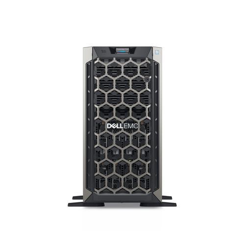 DELL PowerEdge T340 + Windows Server 2019 Standard servidor 3,4 GHz 16 GB Torre Intel Xeon E 495 W DDR4-SDRAM