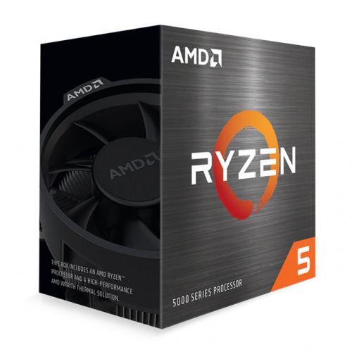 Ryzen 5 5600X procesador 3,7 GHz 32 MB L3 Caja