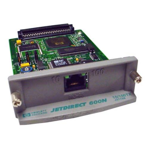 HP JetDirect 600N Jet Direct HP 600N - Interno